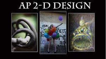 Picture of AP 2-D ART and DESIGN