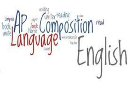 Picture of AP ENGLISH LANGUAGE AND COMPOSITION