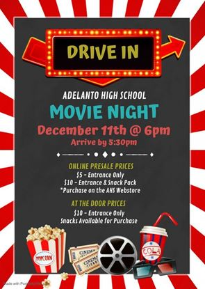 Picture of DRIVE-IN WITH SNACKS