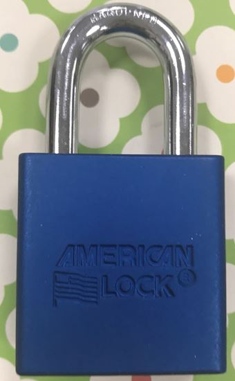 Picture of Lock for Book Locker - 6th GRADE ONLY