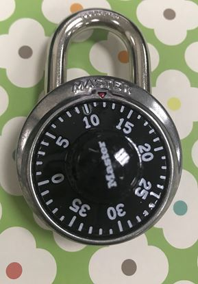 Picture of PE Combination Lock