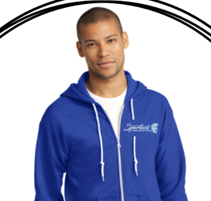 Picture of Fleece Full-Zip Hoodie