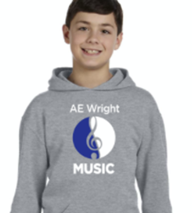 Picture of Hooded Music Sweatshirts