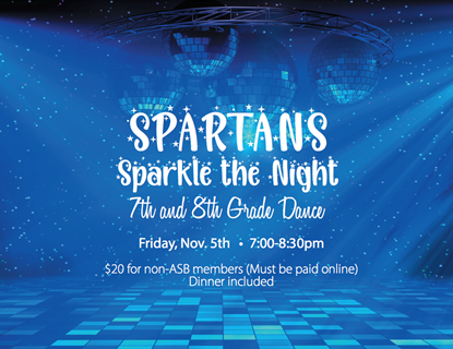Picture of Spartans Sparkle the Night