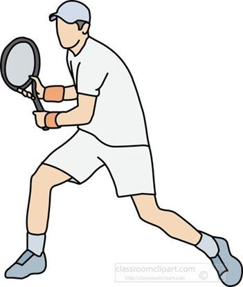 Picture of B TENNIS SPORT CLEAR