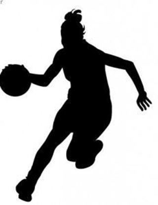 Picture of Girls Basketball Sport Clear