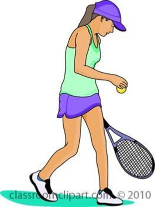 Picture of Girls Tennis Sports Clearance