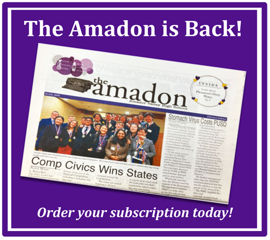 Picture of Amadon Subscription
