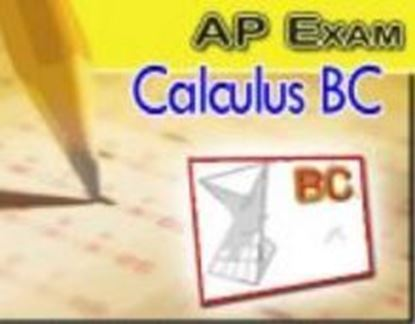 Picture of AP Calculus BC