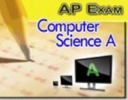 Picture of AP Computer Science A