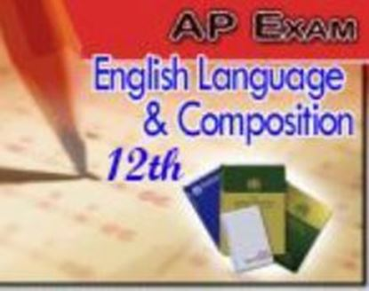 Picture of AP English Language 12th