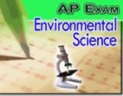 Picture of AP Environmental Science