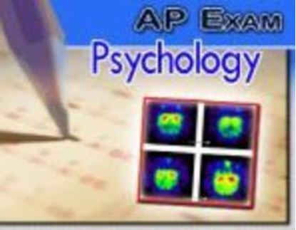 Picture of AP Psychology
