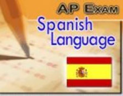Picture of AP Spanish Language