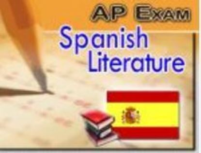 Picture of AP Spanish Literature