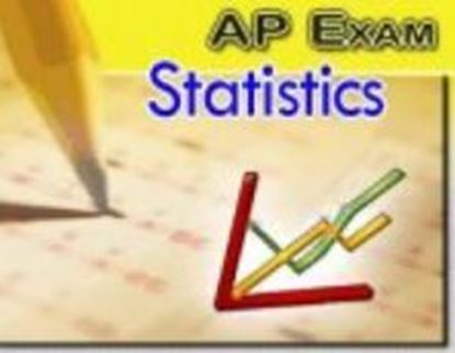 Picture of AP Statistics