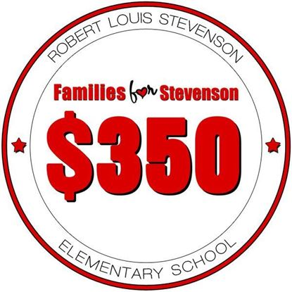 Picture of 350 FFS Family Giving Campaign Donor Level - Stevenson Elementary
