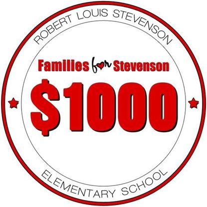 Picture of 1000 FFS Family Giving Campaign Donor Level - Stevenson Elementary