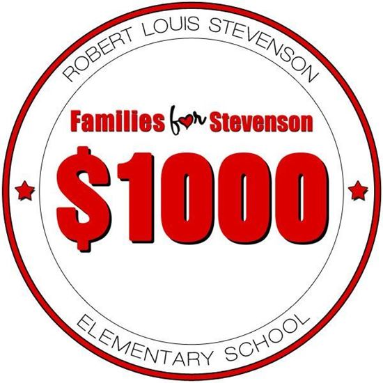 Picture of 1000 FFS Family Giving Campaign Donor Level- Stevenson Elementary