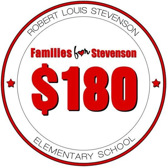 Picture of 180 FFS Family Giving Campaign Donor Level- Stevenson Elementary