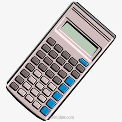 Picture of Calculator Rental Fee