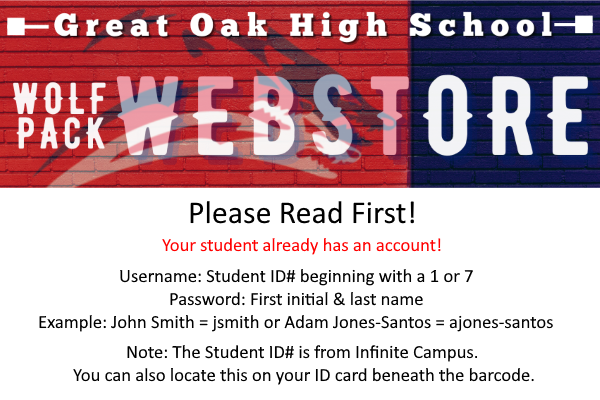 Great Oak High School