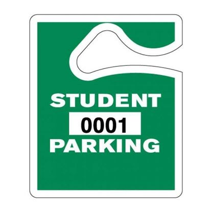 Picture of STUDENT PARKING