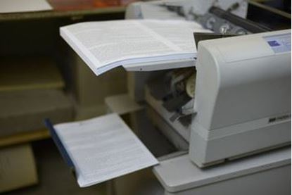 Picture of Library Printing Donation