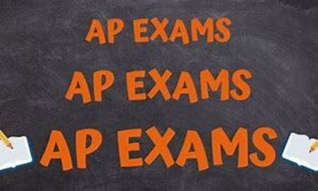 Picture for category AP EXAMS