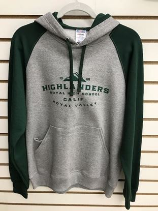 Picture of Grey_Green Hoodie