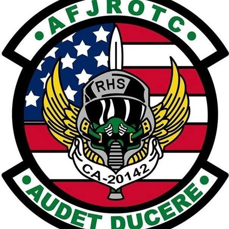Picture for category AIR FORCE JROTC