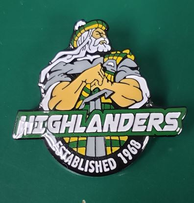 Picture of Highlander Pin