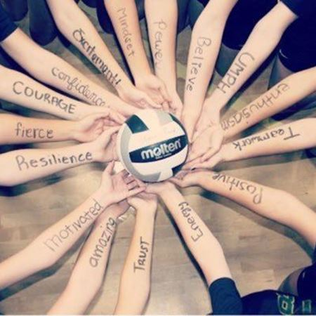 Picture for category GIRLS VOLLEYBALL