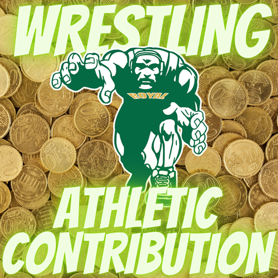Picture of WRESTLING ATHLETIC CONTRIBUTION