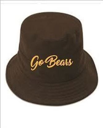 Picture of GO BEARS BUCKET HAT