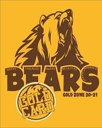 Picture of ASB GOLD CARD AND GOLD ZONE SHIRT