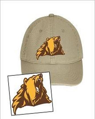 Picture of BEAR BASEBALL CAP