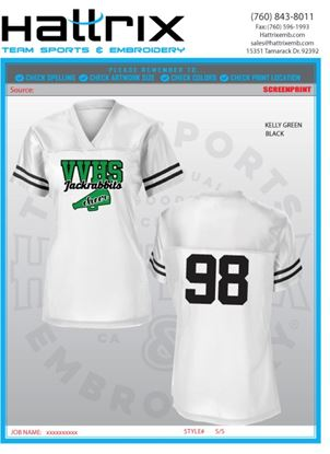 Picture of CHEER JERSEY